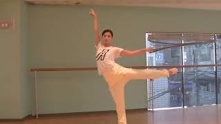 宝塚受験生のバレエ基礎〜アラベスクの見せ方〜のサムネイル画像