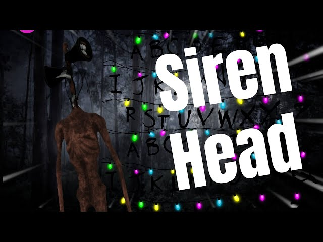 Siren head the escape