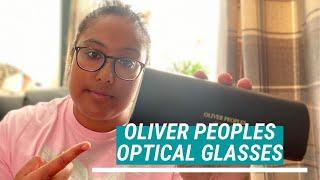 Oliver Peoples Optical Glasses