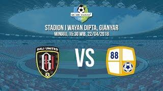 Live Streaming Indosiar-Vidio.com Liga 1 Indonesia, Bali United Vs Barito Putera Pukul 15.30 WIB