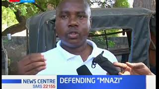 Malindi MP Aisha Jumwa puts the police on the spot for harassing mnazi brewers