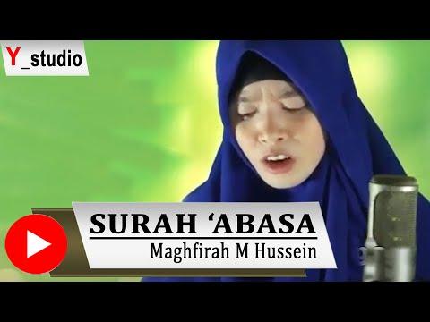 Maghfirah M Hussein Surah 'Abasa (Official Video) HD Subtittle