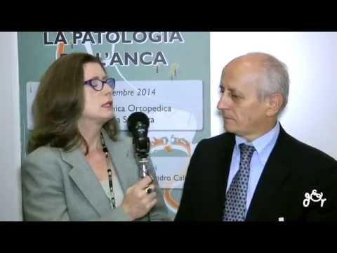 Trattamento laser clinica di ernia spinale