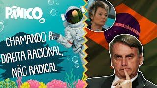 Joice Hasselmann: 'Tudo que Bolsonaro quer é polarizar com alguém da extrema esquerda'