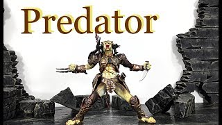 Max Factory Good Smile Company Figma PREDATOR Action Figure Toy Review