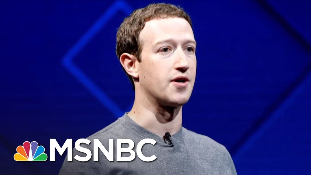 Soon Facebook Users Will Know If Their Data Was Shared With Cambridge Analytica | MSNBC thumbnail