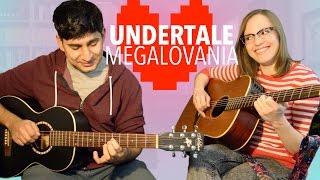 Undertale - Megalovania (Acoustic Cover)
