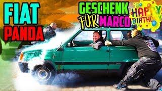 Geschenk für Marco! - Fiat Panda - Ein neues TURBO Projekt ?!
