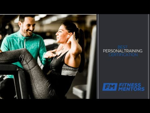 Best Personal Trainer Certification - YouTube