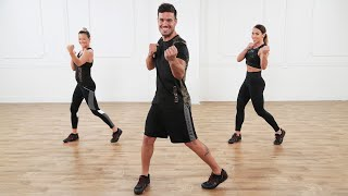 30-Minute STRONG by Zumba® Cardio and Full-Body Toning Workout
