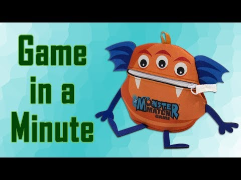 Game in a Minute: Monster Match