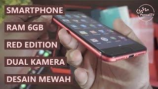 Smartphone RAM 6GB Dual Kamera Desain Mewah Banget - Unboxing & Review
