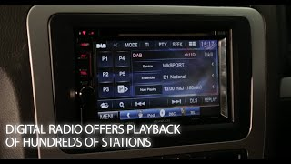 Kenwood DAB Multimedia Systems 2015