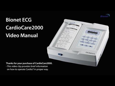 Bionet ECG Demo