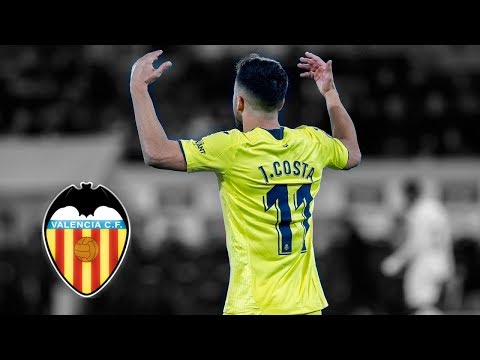 Jaume Costa - Welcome to Valencia