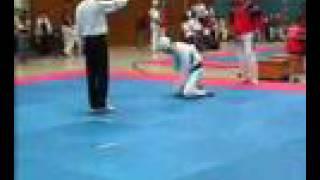 Taekwondo TKO