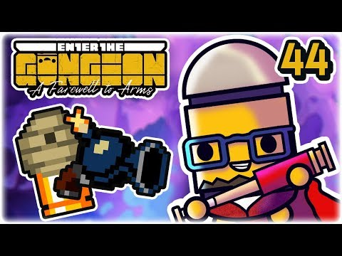 Infinite Ammo Exploit | Part 44 | Let's Play: Enter the Gungeon: Farewell to Arms | PC Gameplay