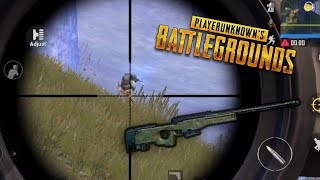 PUBG MOBILE ARCADE MODE (SNIPERS ONLY)