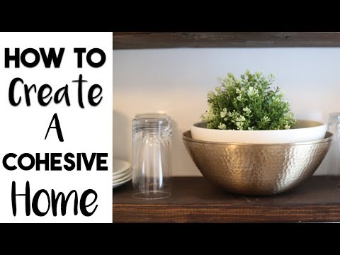 INTERIOR DESIGN | 8 Tricks to Make Your Home Look Cohesive