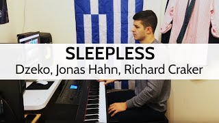 """Sleepless"" - Dzeko, Jonas Hahn, Richard Craker (Piano Cover) by Niko Kotoulas"