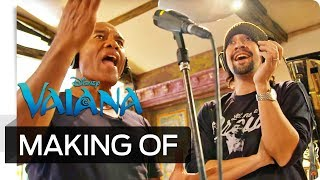 """Making of VAIANA - Der Soundtrack """"We Know the Way"""" 