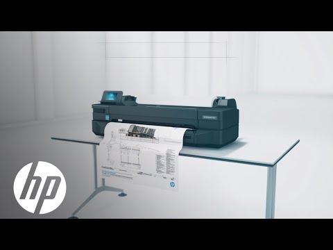 Introducing the HP DesignJet T120 | HP DesignJet | HP
