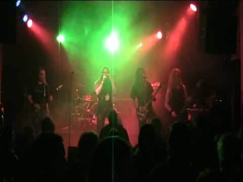 Merging Flare - Faker (Live) online metal music video by MERGING FLARE