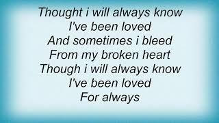 Anthony Callea - Per Sempre Lyrics
