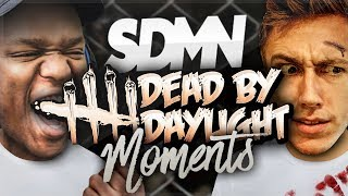 HILARIOUS DEAD BY DAYLIGHT MOMENTS!