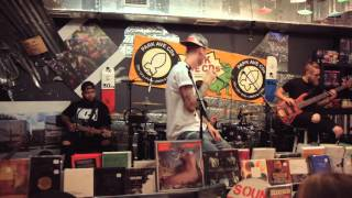 """Machine Gun Kelly- """"Half Naked And Almost Famous"""" Live At Park Ave Cd's"""