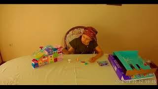 Littlest Pet Shop Miniş Evi ve Littlest Pet Shop Yüzük Miniş Açılım Videosu