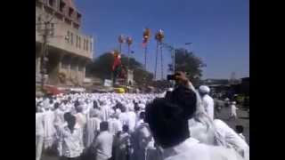 preview picture of video 'siddheshwar yatra solapur 2013.mp4'