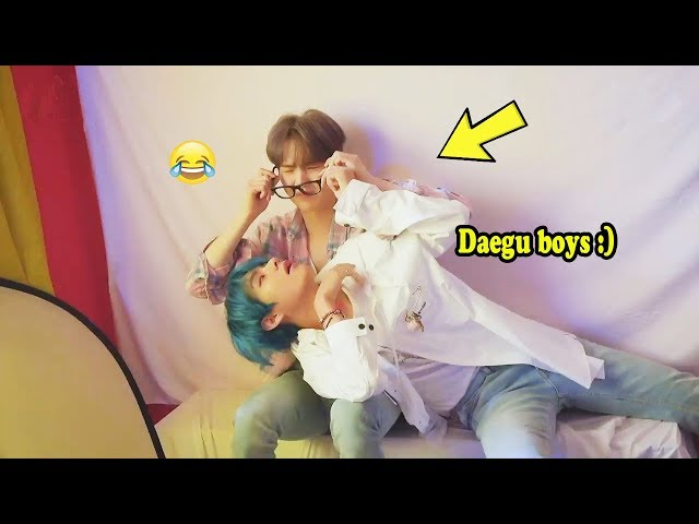 HOW BTS TAEHYUNG AND SUGA LOVE EACH OTHER