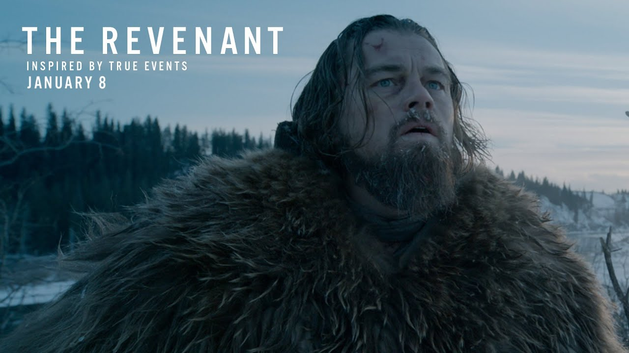 The Revenant Official Teaser Trailer