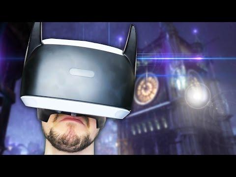 BE THE BAT!   Batman Arkham VR (Playstation VR)