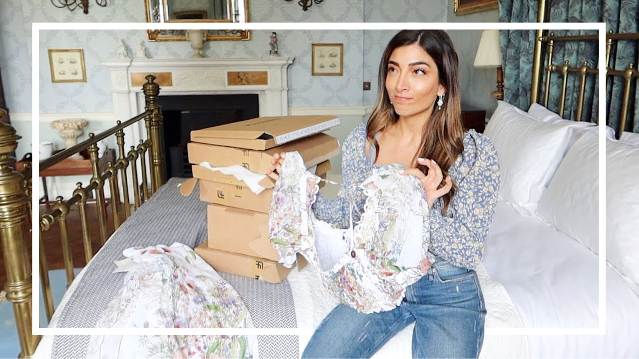 A HARD DECISION & MY BEST SPRING HAUL EVER | Amelia Liana