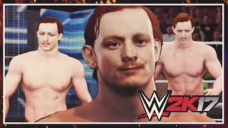 WWE 2K17 Creations: Jack Gallagher (Xbox One)
