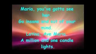 Blondie   Maria [With Lyrics]