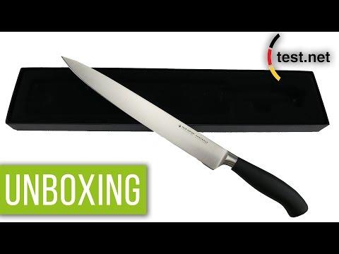 Felix Solingen Fleischermesser (26 cm)   Unboxing