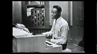 Nat King Cole & Patti Page - Blue Skies (1958)