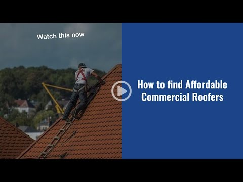 Affordable Commercial Roofers West Vancouver BC Canada 2019