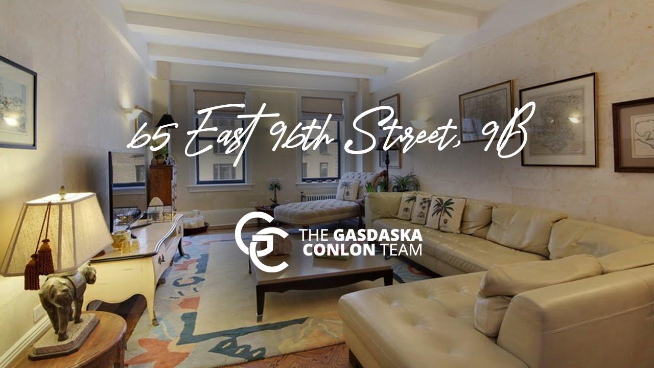 Walkthrough for 65 East 96 Street - 9B