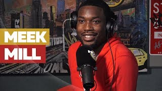 Meek Mill Addresses Ebro On 'Shether,' Talking To Drake + Nicki & Safaree