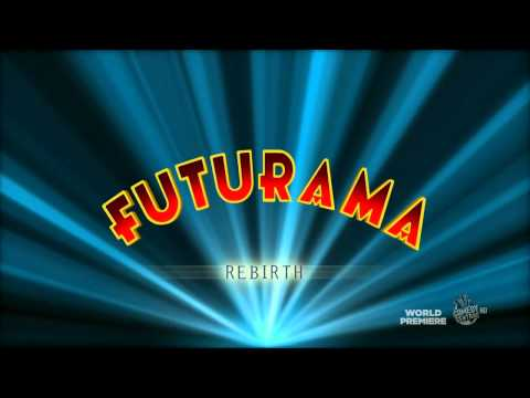 Theme from Futurama (Song) by Christopher Tyng