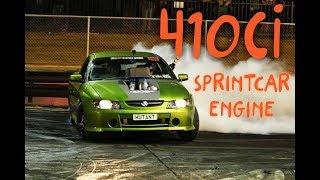 MUTANT - 410ci Sprint Car Powered Holden Ute