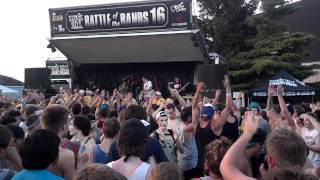 Chunk! No Captain Chunk! - We R Who We R - Chicago Warped Tour 2012