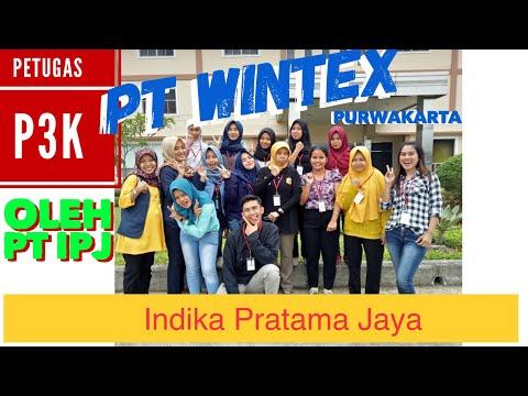 Training Sertifikasi Petugas P3K PT Wintex @Purwakarta
