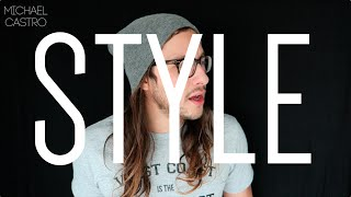 Taylor Swift   Style (Michael Castro Acoustic Cover)