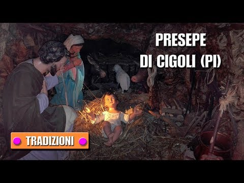 Preview video Natale 2013 - Il Presepe a Cigoli, di Sergio colombini