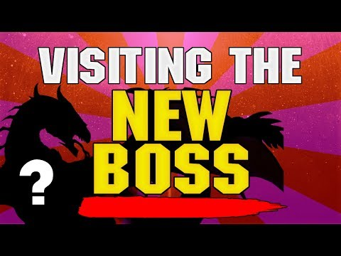 Dreamscape RSPS | A NEW BOSS! | FIRST TRIP WITH HEAVY EQUIPMENT